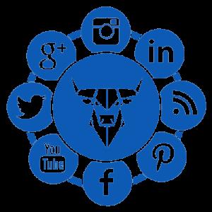 blue-social-media