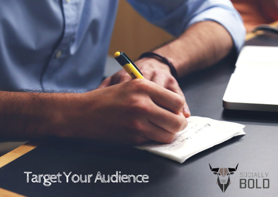 Target Your Audience Blog